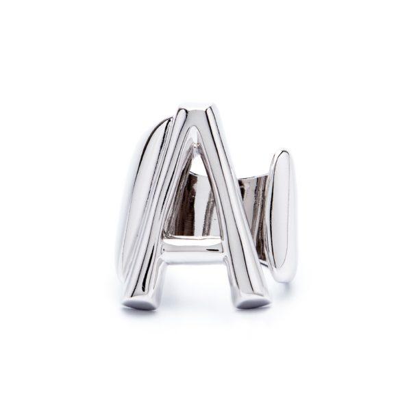 lettera a argento