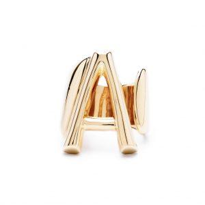 lettera a oro