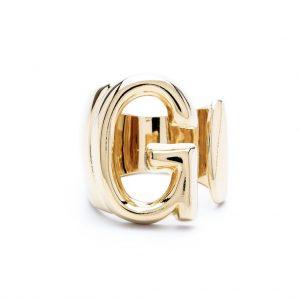 lettera g oro