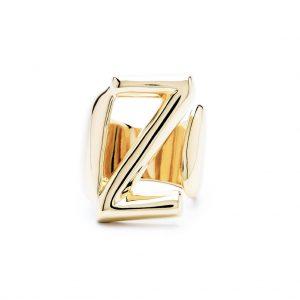 lettera z oro
