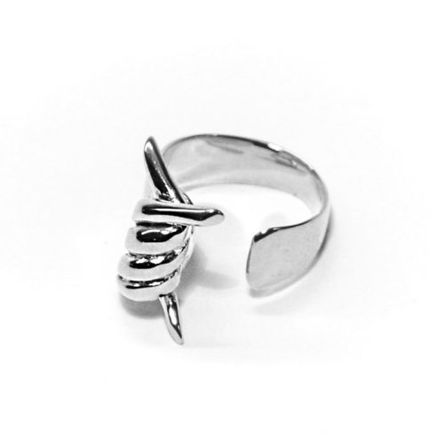 paradox anello argento sx