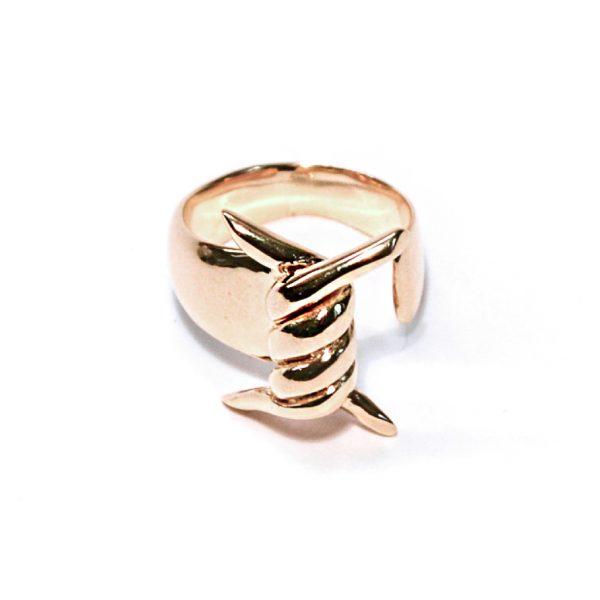 paradox anello oro