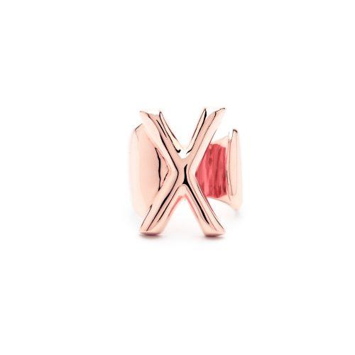 letter x rose
