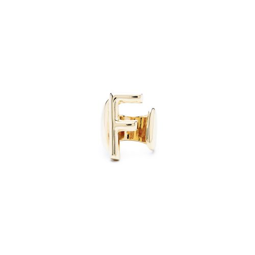 Aname-Alphabet-mini-Anello-F-gold-front