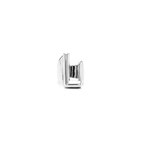 Aname-Alphabet-mini-Anello-L-silver-front