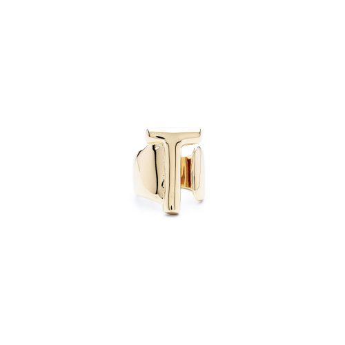 Aname-Alphabet-mini-Anello-T-gold-front