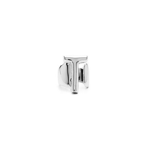 Aname-Alphabet-mini-Anello-T-silver-front