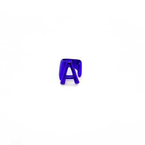 A blu