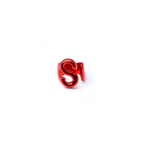 S red