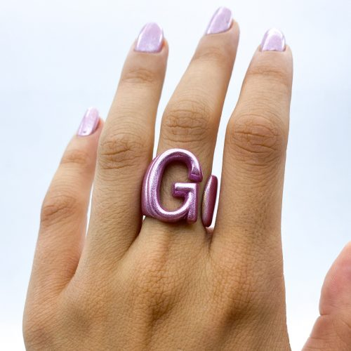 g metal pink