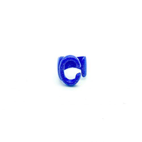 c blu glitter aname